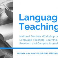 NSW ON LANGUAGE TEACHING, LEARNING & CAMPUS JOURNALISM -20 UNITS