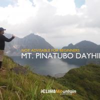 MT. PINATUBO DELTA V VIA SAPANG UWAK (DAYHIKE)