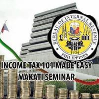 TAX 101 SEMINAR FOR FREELANCERS, BUSINESS OWNERS & PROFESSIONALS