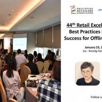 44TH RETAIL EXCELLENCE SEMINAR SERIES (MYSTERY SHOPPING SUCCESS)