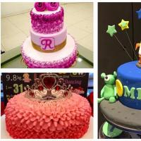 CAKE BAKING AND CAKE DECORATING SEMINAR