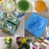 Organic Herbal Soap Making Seminar