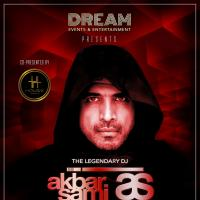 Akbar Sami The Legendary DJ