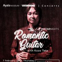 The Romantic Guitar With Kozo Tate