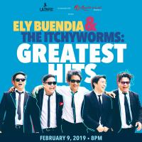 Ely Buendia & The Itchyworms : Greatest Hits
