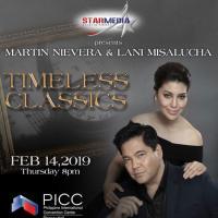 Timeless Classics Martin Nievera and Lani Misalucha