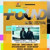 Found Music Festival