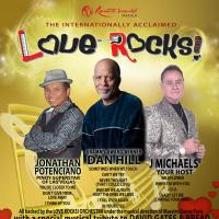 LOVE ROCKS! featuring DAN HILL