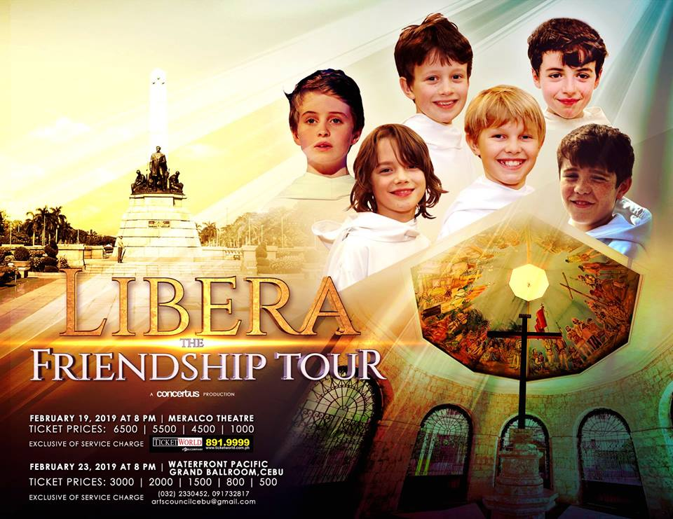 LIBERA The Friendship Tour Live in Manila