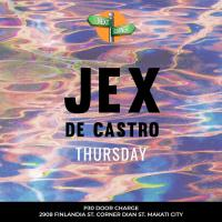 JEX DE CASTRO AT NEXT CORNER RESTO BAR