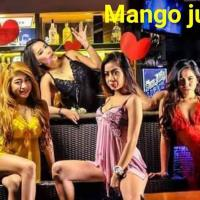 MANGO JUICE GIRLS AT OVERVIEW RESTO BAR