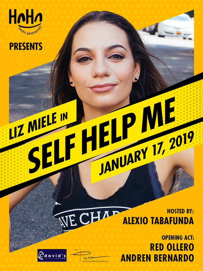 Liz Miele In Self Help Me