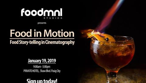 FOOD IN MOTION 2019