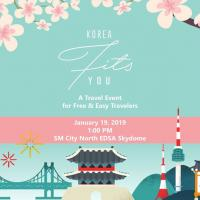 KOREA FITS YOU TRAVEL FAIR
