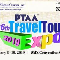 UNI-ORIENT TRAVEL AT 26TH TRAVEL TOUR EXPO 2019