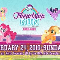 MY LITTLE PONY FRIENDSHIP RUN MANILA
