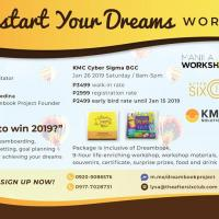 JUMPSTART YOUR DREAMS 2019