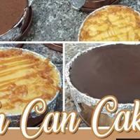TIN CAN CAKES