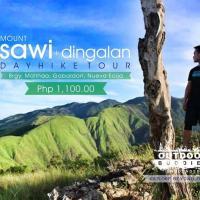 MT. SAWI + DINGALAN DAYHIKETOUR
