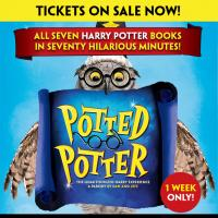 Potted Potter The Unauthorized Harry Experience – A Parody by Dan and Jeff  Back by Magical Demand!