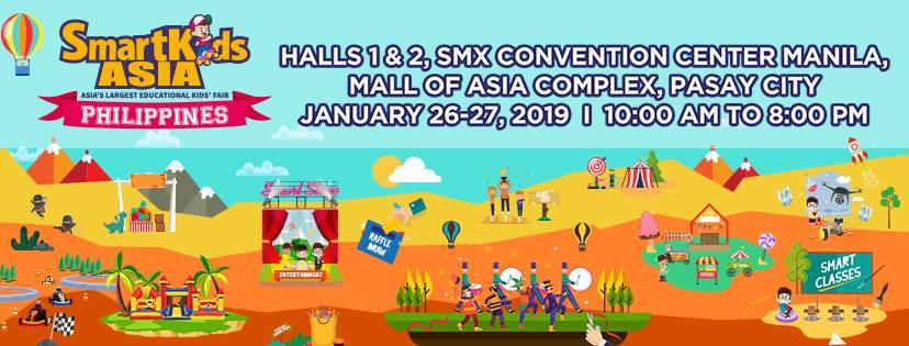 SMARTKIDS ASIA, PHILIPPINES 2019