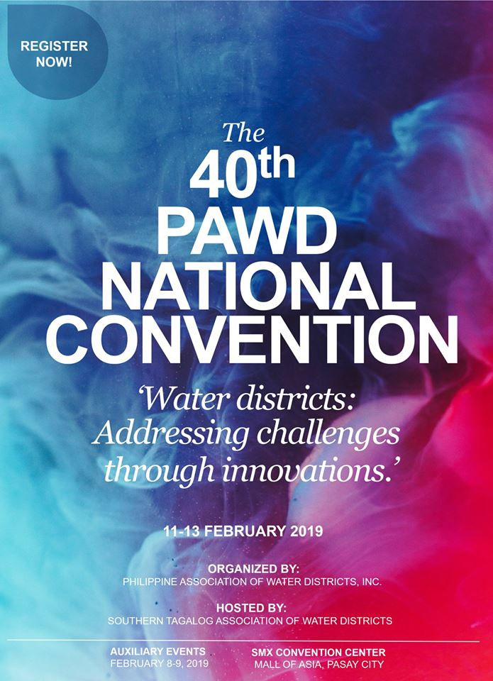 THE 40TH PAWD NATIONAL CONVENTION