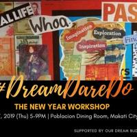 DREAMDAREDO: THE NEW YEAR WORKSHOP