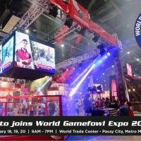 SALTO JOINS WORLD GAMEFOWL EXPO 2019
