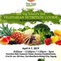 VEGETARIAN NUTRITION COURSE