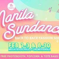 MANILA SUNDANCE BAZAAR 2019