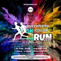 QUEZON CITY 5K COLOR RUN 2019