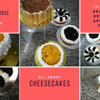 ALL ABOUT CHEESECAKES