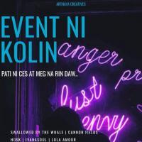 EVENT NI KOLIN (PATI NI CES & MEG DAW) AT SAGUIJO CAFE + BAR EVENTS