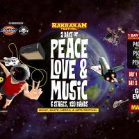RAKRAKAN FESTIVAL 2019: 2 days of peace, love, & music