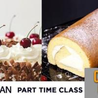 CLASSIC CAKES - 2 DAYS PART TIME CLASS