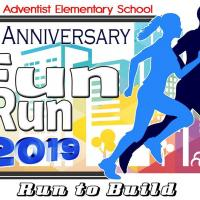 BAES 25TH ANNIVERSARY FUN RUN 2019