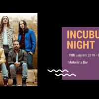 INCUBUS NIGHT 2 AT MOTORISTA BAR