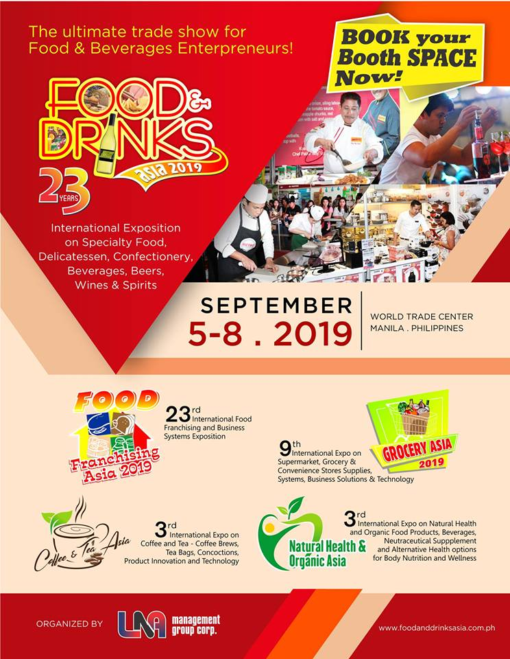 FOOD & DRINKS ASIA 2019