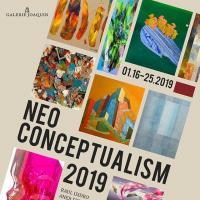 NEO-CONCEPTUALISM 2019 GROUP EXHIBIT