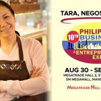 PHILIPPINE BUSINESS AND ENTREPRENEURS EXPO