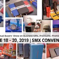 CORPORATE GIVEAWAYS BUYERS' SHOW 2919!