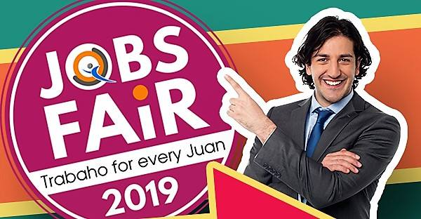 JOBS FAIR 2019 SMX CONVENTION CENTER