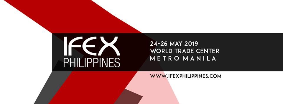 INTERNATIONAL FOOD EXHIBITION (IFEX) PHILIPPINES