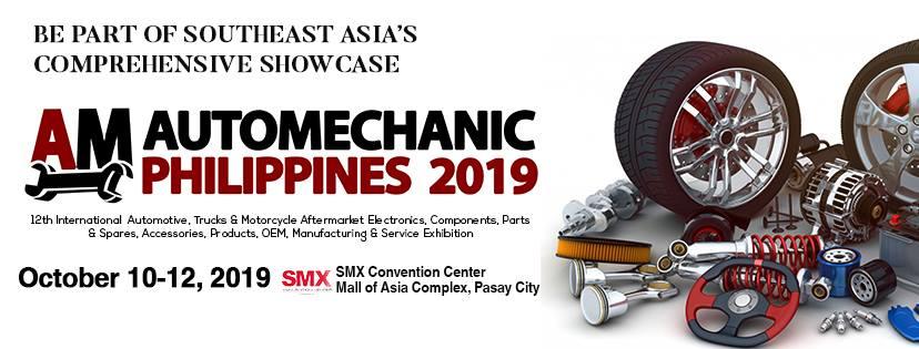 AUTOMECHANIC PHILIPPINES 2019