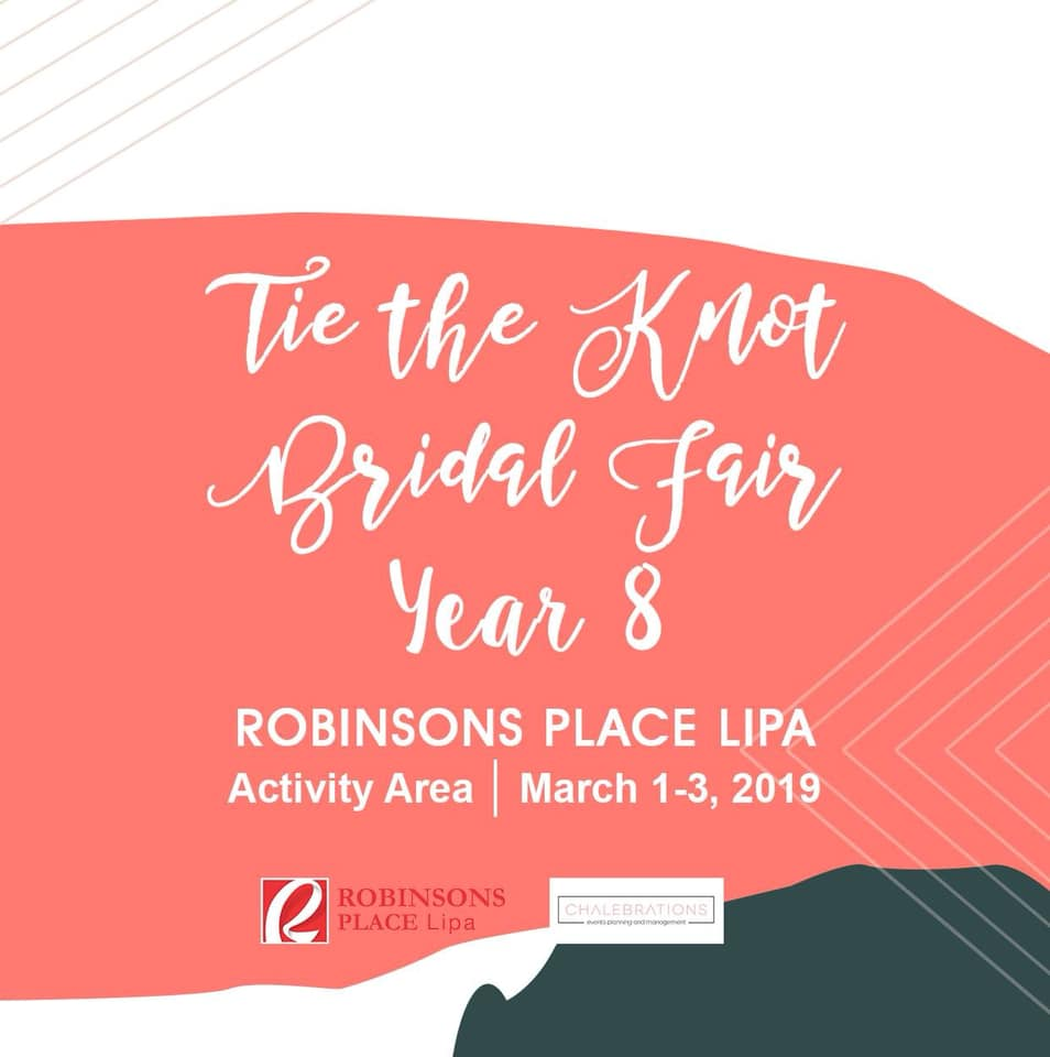 TIE THE KNOT BRIDAL FAIR YEAR 8