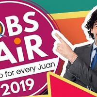 JOBS FAIR 2019 SMX Convention Center Pasay City