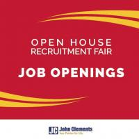 OPEN HOUSE RECRUITMENT FAIR