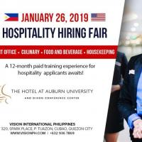 JANUARY HIRING FAIR 2019