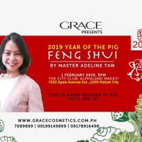 FENG SHUI 2019 BY MS. ADELINE TAN