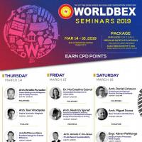 WORLDBEX SEMINARS 2019